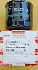Genuine Isuzu oil filter 8-97209306-2 Trooper II Opel Monterey B