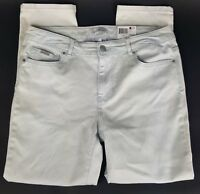 Jaclyn Smith  Womens Size 8 Spencer Skinny Fit Light Wash Jeggings Pants NWT