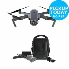 DJI Mavic Pro 4K WiFi Quadcopter Drone Fly More Combo Grey