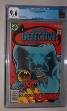 Detective Comics #474  (CGC 9.6 White)  1977 Deadshot (Suicide Squad) NM+ Batman