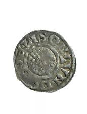 (#20) monnaie medievale argent a identifier.