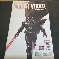 Marvel Star Wars Darth Vader Annual #1
