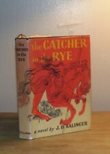 The Catcher in the Rye. Salinger. 1951. Book Club Edition.