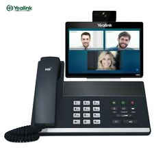 """Yealink SIP-T49G Video Executive Phone 8"""" Touch Screen WiFi HD Camera 16 Line"""