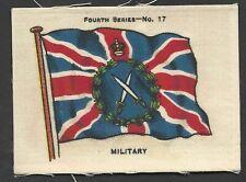ARDATH - FLAGS 4TH SERIES (SILK) - #17 MILITARY