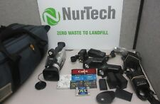 Canon DM-GL2 A Mini Digital Video Camcorder w/ Accessories & Bag