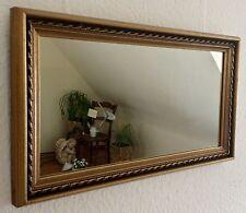Antik Spiegel Vintage Goldrahmen Prunkrahmen gold Rahmen