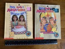 Mary-Kate & Ashley's Birthday Party and Hawaiian Beach Party Scholastic