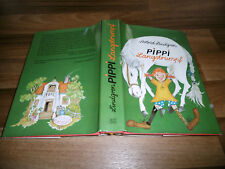 ASTRID LINDGREN+Rolf Rettich -- 3x PIPPI LANGSTRUMPF - Gesamtausgabe ca von 1980