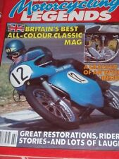 March Motorcycles Quarterly Magazines