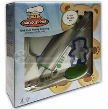 Curious Chef 6-Piece Cookie Kit (Brand New)