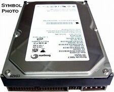 Seagate Barracuda 7200.10 - 160 Go-IDE - 3.5 In - 7200 tr/min - Disque dur-HDD