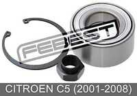 Front Wheel Bearing 42X82X36 For Citroen C5 (2001-2008)