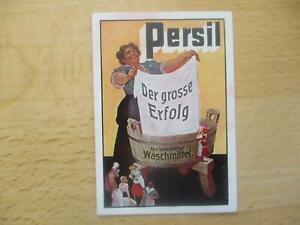 (2617) Reklamemarke Persil Waschmittel