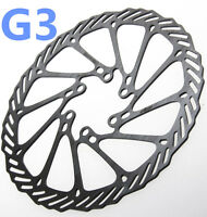 New G3 MTB Bike Bicycle Disc Brake Rotor 6 Bolt 140/160/180/203mm Elixir BB5 BB7