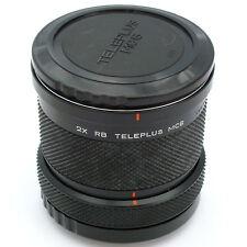 Teleplus MC6 Mamiya RB67 2x Converter, mint condition
