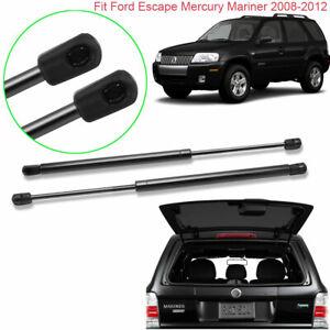 For Mazda Tribut Sport Gas Struts Rear Windows Shocks Lift Support Spring 2PCS
