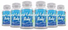 Coral Calcium Daily Original 1475mg 90 Veg caps Sea Minerals Alkalize Ph Balance