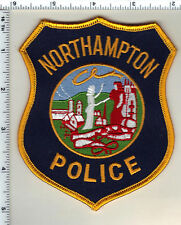 Northampton Police (Massachusetts) Shoulder Patch  new from 1998