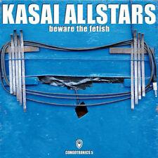 Kasai Allstars : Beware the Fetish CD 2 discs (2014) ***NEW*** Amazing Value