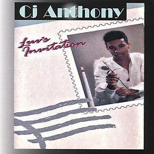 C.J. Anthony - Luv's Invitation [New CD]
