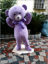 Parade Teddy Bear Costumes Mascot  Party Cosplay Adult Festival Outfit Dress hot