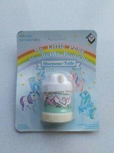 My Little Pony G1 Vintage Retro MOC sharpener stationery