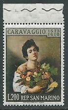 1960 SAN MARINO CARAVAGGIO MNH ** - W11-3