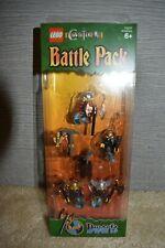 Lego Castle Dwarf Warrior Battle Pack 852702 NIB knights dwarves