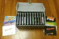 Nintendo NES 11 Game Lot w/ Manuals Dust Covers Storage Case *MARIO*KID ICARUS*
