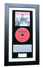 VACCINES Come Of Age CLASSIC CD Album GALLERY QUALITY FRAMED+EXPRESS GLOBAL SHIP