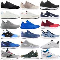 ae7ea2431efe2 Reebok Classic Sneaker Herren Schuhe Freizeit Turnschuhe Leather NPC  Ventilator