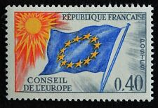Timbre conseil Europe France n° 31