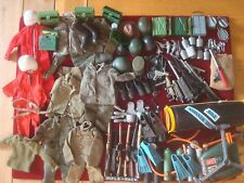 ACTION MAN SOLDIER - SELECTION OF EQUIPMENT (MY REFERENCE 34)
