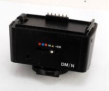 New Old Stock Vivitar DM/N Dedicated Module for Nikon In Original Box
