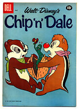Walt Disney's Chip'N'Dale #25 (Dell) VF8.8