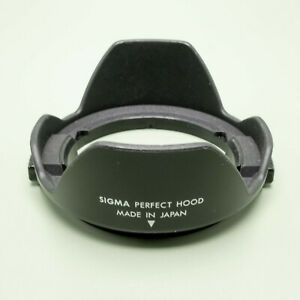 Sigma Perfect Hood for the Sigma Super-Wide 24mm f/2.8 or Similar - Excellent
