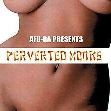AFU-RA - PERVERTED MONKS [PA] NEW CD