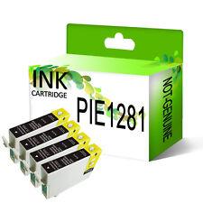 4 Black ink Cartridge for Stylus SX235W SX130 SX445W SX125 SX435W SX425W Printer