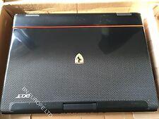 FERRARI Computer Laptop Netbook Nero di carbonio RARO 4000 WLMi raro articolo F1