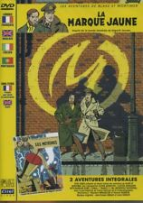 DVD Blake et Mortimer La marque jaune + SOS Météores Citel