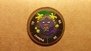 "Pokemon Battling ""Gotta catch 'em all!"" #109 Koffing Coin Hasbro / Nintendo"