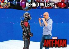 Ant-Man Movie Behind The Lens Chase Trading Card Set