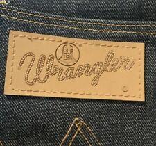NOS Vintage 1960s Wrangler Blue Bell Men's Denim Jeans