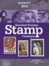 Scott Standard Postage Stamp Catalogue 2014: Countries of the World C-F Scott S