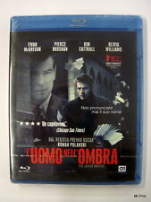 L' UOMO NELL' OMBRA The Ghost Writer 01 Distribution BR Blu Ray Disc