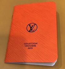 LOUIS VUITTON  Croisiere 2019  Mini CATALOG Lookbook LV