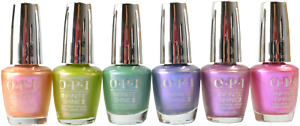 OPI Infinite Shine Lacquer Nail Polish 15ml - Hidden Prism Collection 6pcs