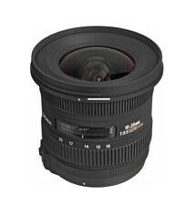 Sigma 10-20mm f/3.5 EX DC HSM, Nikon Fit