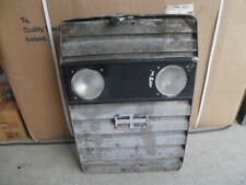 More details for for massey ferguson 250/240 front grill and headlamps ( needs new bulbs )